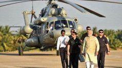 पीएम के हेलीकॉप्टर की जांच करने वाले अधिकारी के निलंबन पर कैट ने लगाई रोक