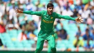 Mohammad Amir to Join Pakistan squad in England