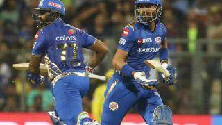 सूर्यकुमार की हाफ सेंचुरी और हार्दिक पांड्या ने किया धमाका, मुंबई ने चेन्नई के सामने रखा 170 रन का टारगेट