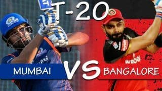 IPL 2019: MI vs RCB Live Cricket Streaming Online And Latest Updates, TV Broadcast, Timing, Squads, Starting11, Dream11, When, Where to Watch Mumbai vs Bangalore