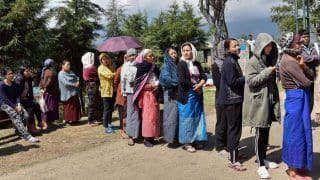 Nagaland Elections: Estimated 78.67 Per Cent Voter Turnout Recorded