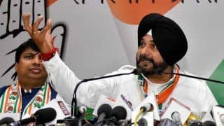 Election Commission Issues Notice to Navjot Singh Sidhu For Warning Muslims About Division of Votes in Bihar