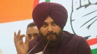 Sidhu Hits Back at CM Amarinder Singh, Says Being 'Singled Out' For Party's Poor Performance