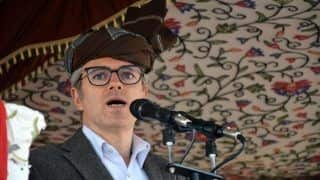 Omar Abdullah Calls For Harsher Measures Against Leaders Making Hate Speeches