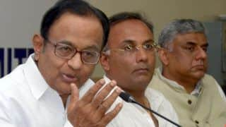 Chidambaram Says UPA-III Possible, Terms Modi Rule 'Complete Disaster'
