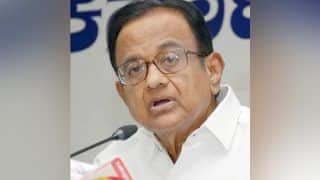 P Chidambaram Accuses I-T of Taking 'Autocratic And Partial' Action in TN
