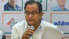 INX Media Case: Chidambaram in CBI Custody Till August 26; Supreme Court to Hear His Plea Today