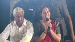 I am no One in Front of Indira Gandhi: Priyanka Gandhi on Being Compared With Grandmother