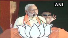 विपक्ष पर प्रधानमंत्री का तीखा हमला, कहा- PM बनने के लिए सब घुंघरू बांधकर तैयार हो गए हैं