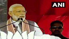 पीएम मोदी की हुंकार- 5 साल मैंने देश चलाया, मैं ही भारत को बना सकता हूं सुपर पावर