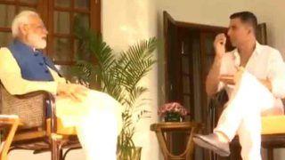 पीएम मोदी की बात अक्षय कुमार के साथ, कहा- सोचा नहीं था कि एक दिन प्रधानमंत्री बनूंगा