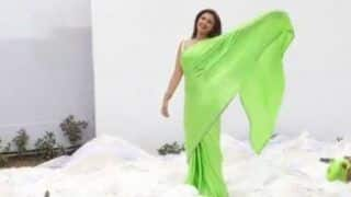 Parineeti Chopra Recreates Iconic 'Mohabattein' Moment While Shooting For an Ad Film, Video is Breaking The Internet - Watch