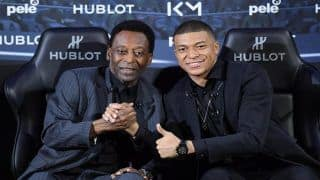 Pele Backs Kylian Mbappe to Become Best Player of His Generation, Says French Forward Can Emulate His Tally of 1000 Goals