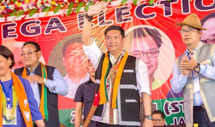 Arunachal Chief Minister Pema Khandu