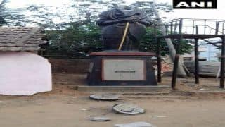 Periyar Statue Vandalised in Tamil Nadu's Pudukkottai, Probe Launched