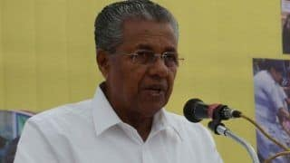 Kerala CM Pinarayi Vijayan Loses Cool After Journos Ask About Voter Turnout