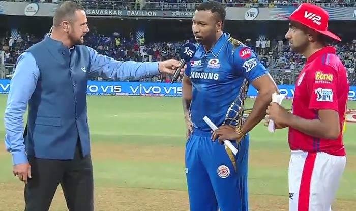 IPL 2019: Pollard Wins Toss, Elects to Bowl Against Punjab