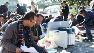 More Than 4000 Security Personnel Deployed For LS Polls: Mizoram CEO