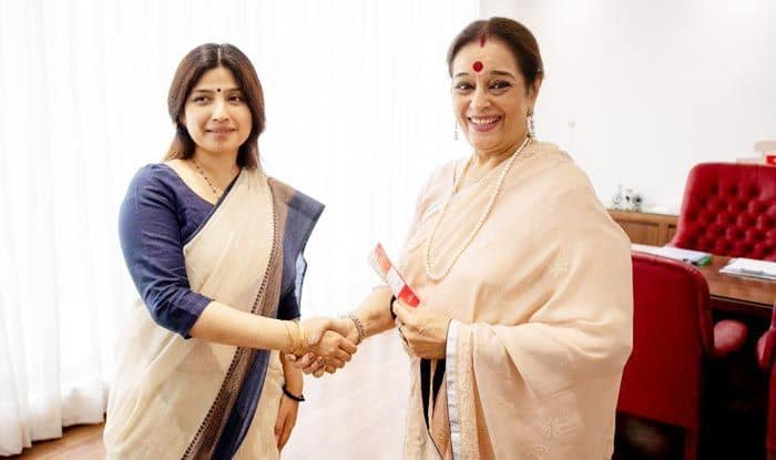 Shatrughan Sinha's Wife Poonam Joins SP, to Contest Lok Sabha Elections Against Rajnath Singh From Lukcnow