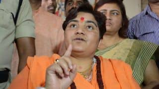 Pragya Thakur Wants Plea Seeking to Bar Her From Contesting Poll Dismissed