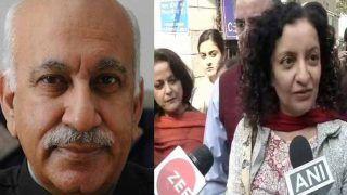 #MeToo:कोर्ट ने पत्रकार प्रिया रमानी के खिलाफ मानहानि का आरोप तय किए