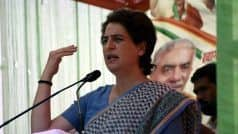 'Truth is Inconvenient to Cowards... We Stand by Him': Priyanka Tweets in Support of Chidambaram