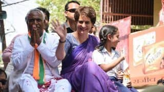 Priyanka Gandhi Vadra Holds 2 Roadshows in UP With Eye on Bundelkhand