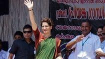 Priyanka Gandhi Urges People to Vote to Save Country From Narrow Minded Ideology