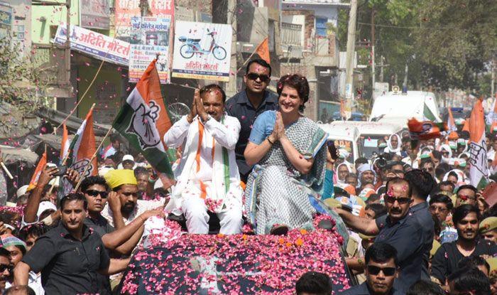 Modi is 'Pradhan Prachar Mantri', BJP Wasting Drinking Water: Priyanka Gandhi