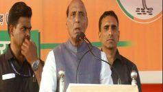 भारतीय सुरक्षा बल और वैज्ञानिक किसी भी आतंकी चुनौती से निपटने में हैं सक्षम : राजनाथ