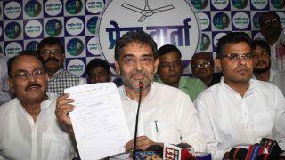 वोट की रक्षा को उठाना चाहिए हथियार, खून बहा तो PM मोदी और CM नीतीश होंगे जिम्मेदार: उपेंद्र कुशवाहा