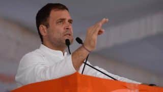 Money Under NYAY Scheme to be Deposited in Accounts of Women: Rahul Gandhi