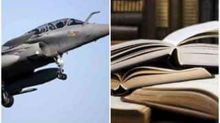 राफेल डील पर छपी किताब तो विमोचन से पहले उठा ले गया चुनाव आयोग, बाद में दी अनुमति
