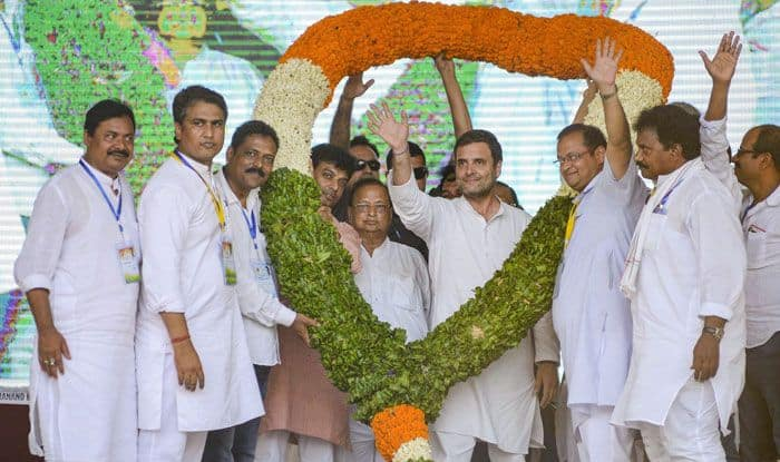 Rahul Promises Law to Prevent Jailing of Farmers Unable to Repay Loans