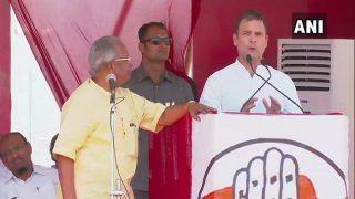 MK Stalin Will Remain Tamil Nadu's CM, Says Rahul Gandhi at Krishnagiri Rally