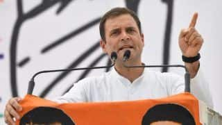 Rahul Gandhi Accuses PM Modi of Protecting Interest of 15 Selected People