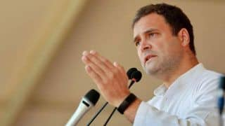 Rahul Gandhi Slams PM Modi For Not Fulfilling Promises in Last 5 Years