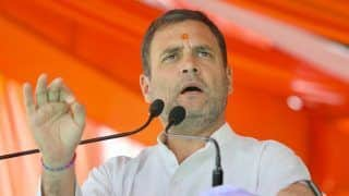 PM Thinks he Can Control CM so he Controls State, we Want People to Control Tamil Nadu: Rahul