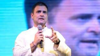 Rahul Gandhi Says NYAY Scheme Will be Implemented Without Raising Income Tax