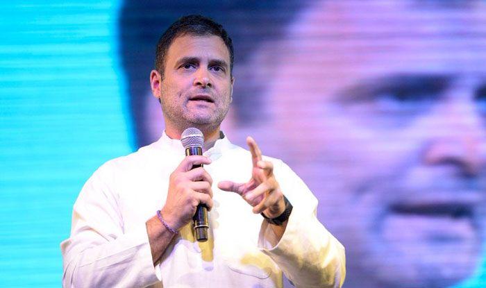 Rahul Gandhi in Pune