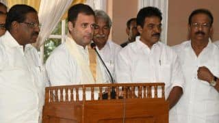 I'm Here to Solve Your Problems, Not Make Promises: Rahul Gandhi in Wayanad