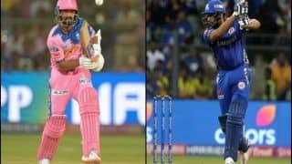 IPL 2019: Struggling Rajasthan Royals Look For Double Against Formidable Mumbai Indians