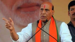 Lucknow Lok Sabha Seat Result 2019: Rajnath Singh Leads in Battle With Poonam Sinha
