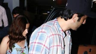 Ranbir Kapoor, Alia Bhatt Spend Their Saturday Evening Together as They go on a Movie Date to Watch  Avengers: Endgame