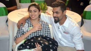 Ravindra Jadeja's Father, Sister Join Congress in Gujarat After Wife Joins BJP