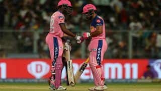 IPL: Move Over Shubman Gill, Prithvi Shaw, Riyan Parag Powers Rajasthan Royals to Thrilling Win Over Kolkata Knight Riders by 3 Wickets, Twitter Applauds 17-Year-Old | SEE POSTS