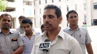 LS Polls: 'I Have no Wish to Join Politics Now,' Says Robert Vadra