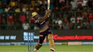 IPL 2019 Match 17 Report: Andre Russell Blitz Blows Away Virat Kohli's Bangalore by Five Wickets