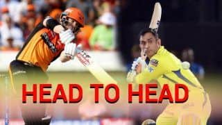 CSK vs SRH Head to Head: Hyderabad Vs Chennai Playing 11, Dream11 Team, Pitch Report, Records and Statistics