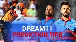 Dream XI Team SRH vs DC IPL 2019 - Cricket Predictions Tips For Todays IPL Match Hyderabad vs Delhi at Rajiv Gandhi International Stadium, Hyderabad